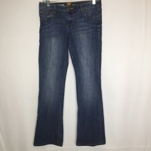 Kut from The Kloth Size 4 Felicia baby boot jeans